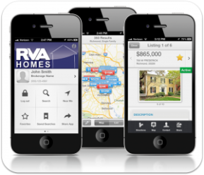An App for Your Richmond VA Home Seach