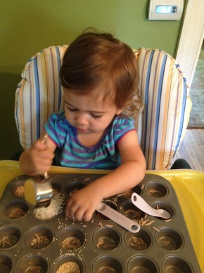 Toddler Tuesday: Pantry Play