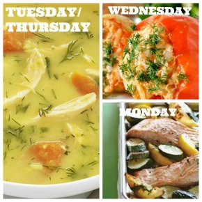 Working Mom Wednesday: Chicken Curry Soup, Stuffed Peppers, and LibbieMarket
