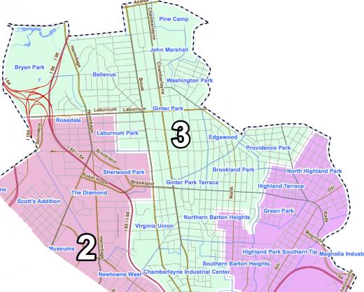 The New Northside Of Richmond Va