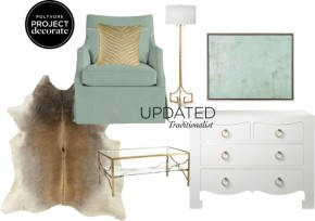 My Friday Night: Polyvore + #ProjectDecorate = A Chance at a $500 Serena and Lily GiftCard