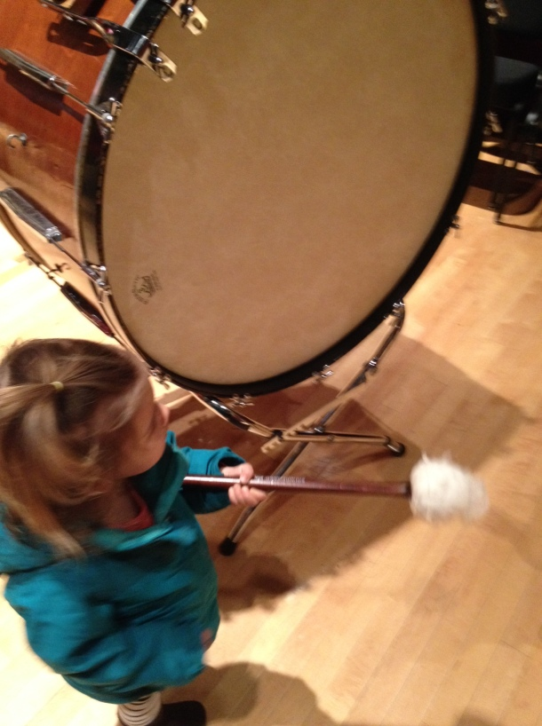 petting drums