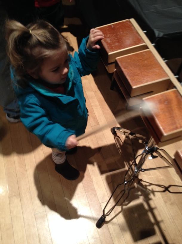 petting percussion